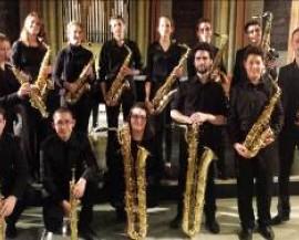 Ensemble de saxophones du CRR