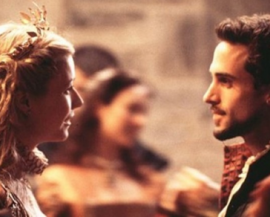 Projectiond du film Shakespeare in love