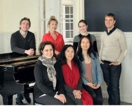Concert professeurs pianofolia