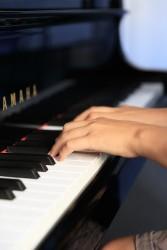 Photo piano