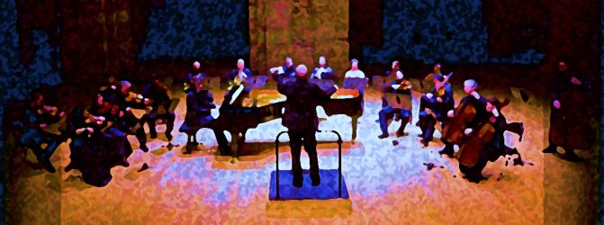 Photo orchestre de chambre